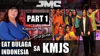 KAPUSO MO JESSICA SOHO - EAT BULAGA INDONESIA {PART 1}