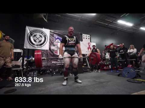 Powerlifting - APF State Championships