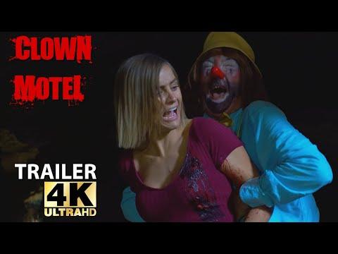 CLOWN MOTEL: SPIRIT'S ARISE Official Trailer #1 - Horror Movie HD