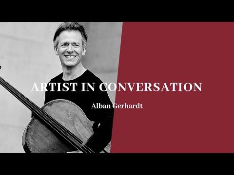Cellist Alban Gerhardt on Mstislav Rostropovich