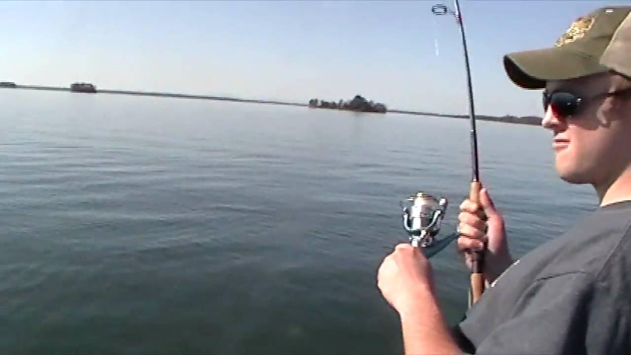 Striper fishing lake hartwell georgia mp4 youtube for Lake hartwell striper fishing report