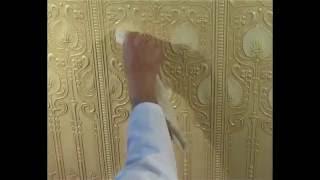 видео Линкруста в интерьере