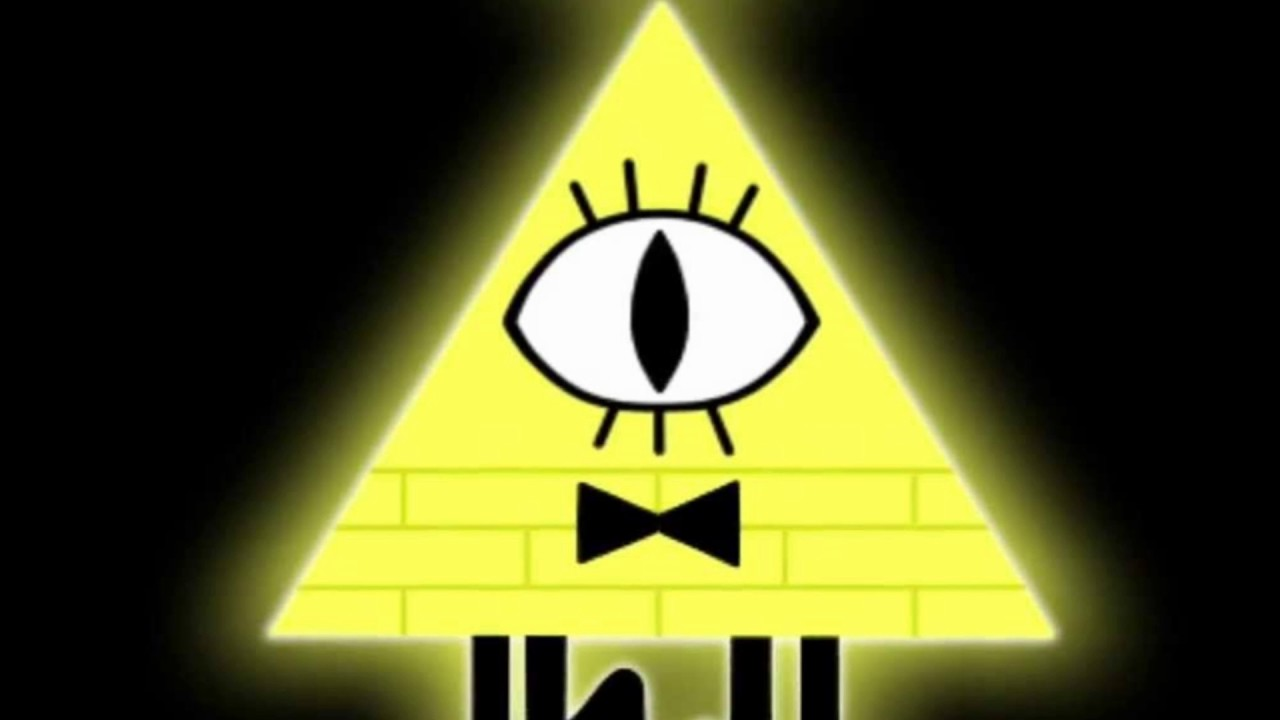 Bill Cipher says