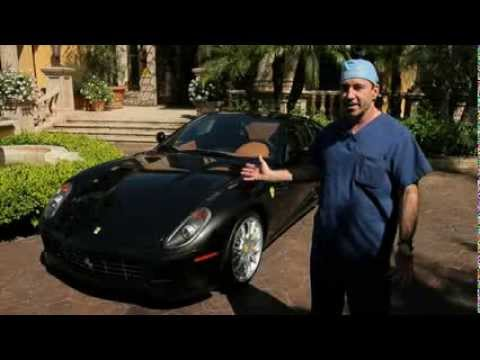 Cilajet Car Sealant Review By Dr Garth Fisher Plastic Surgeon From Quot Extreme Makeover Quot Youtube