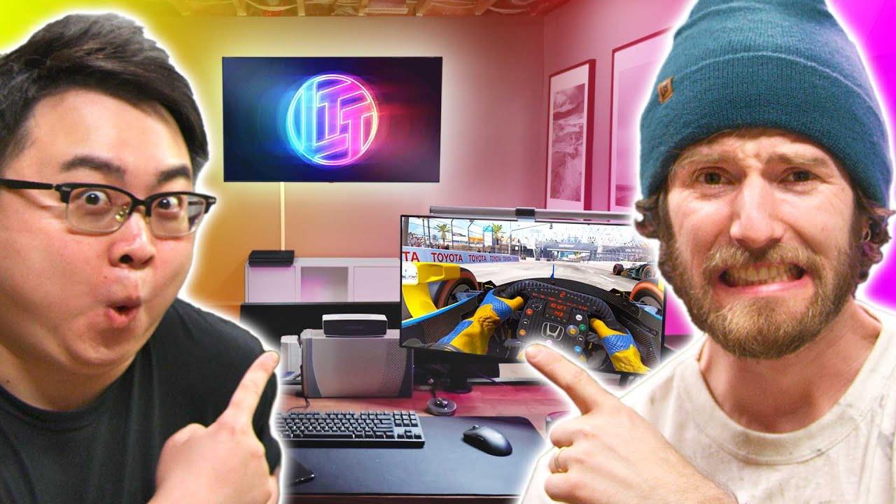 Download I broke my camera man's bed! - Intel $5,000 Extreme Tech Upgrade