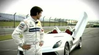 Mercedes-Benz SLR Stirling Moss Videos