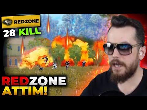 REDZONE ACITIR! 28 KILL - Pubg Mobile