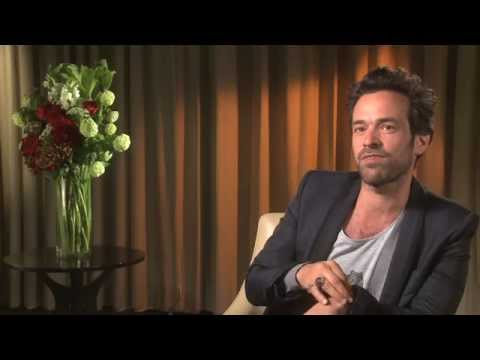 Romain Duris - Interview Chinese Puzzle and Mood Indigo