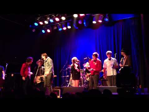 "The Wallflowers w/ Trapper Schoepp & The Shades - ""The Weight"" - The Phoenix, Toronto, ON, 11/6/12"
