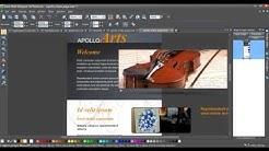 Xara Web Designer Mobile Site Tutorial