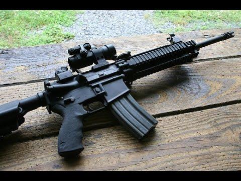 Fusil Heckler & Koch HK 416 cal. 5,56mm (Alemania)