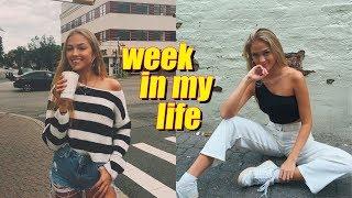 college week in my life at montclair state | maddie cidlik