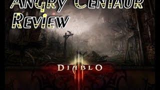 Diablo 3 Videogame Review (Xbox 360)