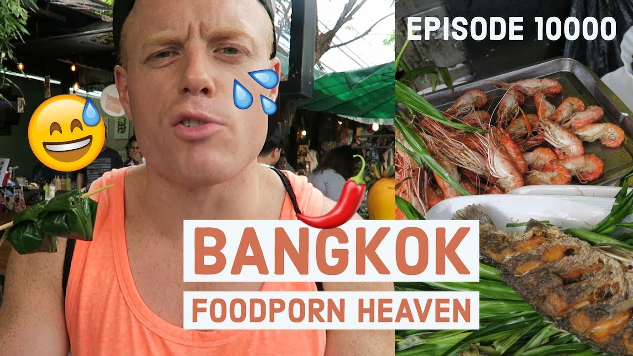 Bangkok's Best Street Food Market, CHATUCHAK! ? Things to do in 2 Days–Thailand Weekend Travel