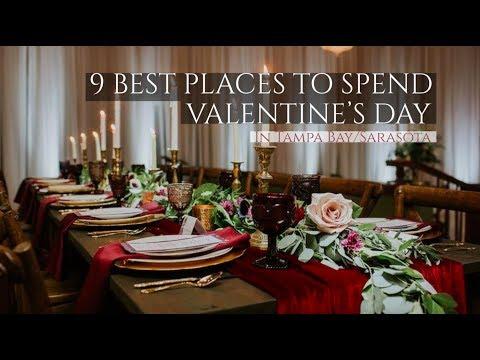 Sarykarmen Rivera  - Los restaurantes más románticos de Tampa Bay según Yelp