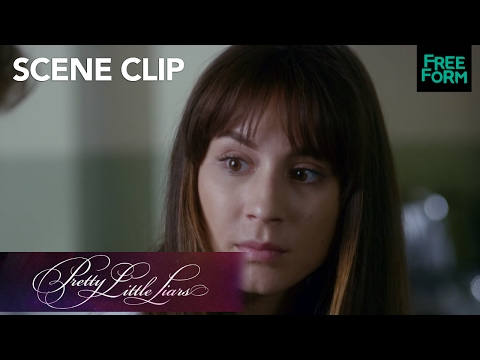 Pretty Little Liars | Season 7, Episode 11: Spencer Visits Toby at Hospital | Freeform