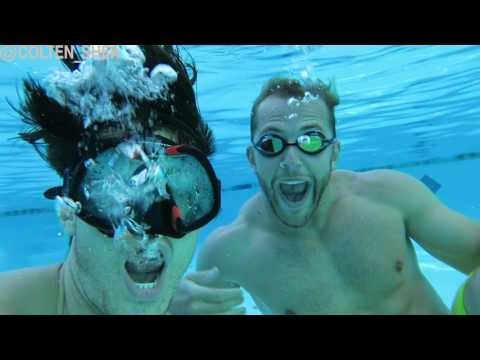 Canon G7X Underwater Case Test