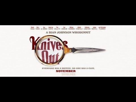Download ΣΤΑ ΜΑΧΑΙΡΙΑ (Knives Out) - Trailer (greek subs)