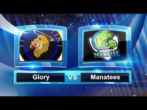St. Augustine Glory (SAG) vs Sarasota Manatees
