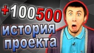 Макс +100500. Творческий путь