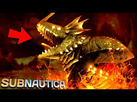 Subnautica - ZOMBIE SEA DRAGON LEVIATHAN?! EPIC BATTLE! - Let's Play Subnautica Gameplay