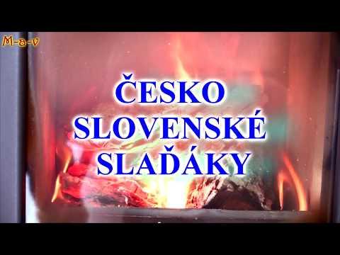 TOP 39 slaďáky, romantická hudba - najlepšie Česko Slovenské slaďáky + PLAYLIST