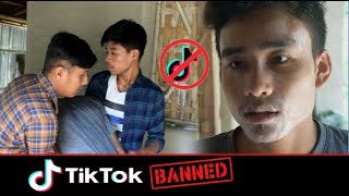Tik tok Ban in India | Ft. Bishal(Chabwla) | kokborok short film