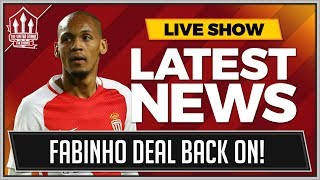 Fabinho to Manchester United is back on according to reports in the...