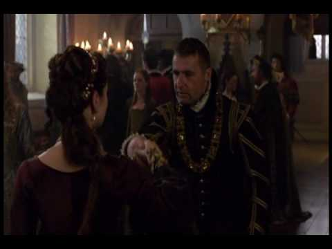 The Tudors - Edward Seymour & Anne Stanhope