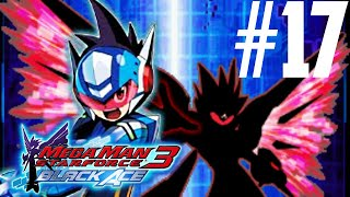 Mega Man Star Force 3: Black Ace Part 17 - WAZA HQ [HD]