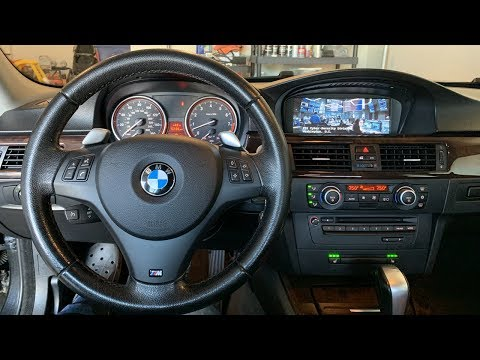 I Upgraded My BMW Navigation And It's AMAZING!