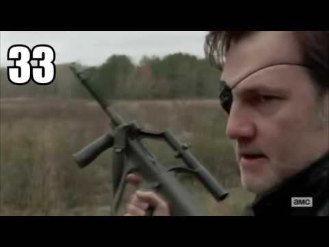 The Walking Dead - ALL GOVERNOR MILITIA KILLED (Seasons 3-4) (SPOILERS)
