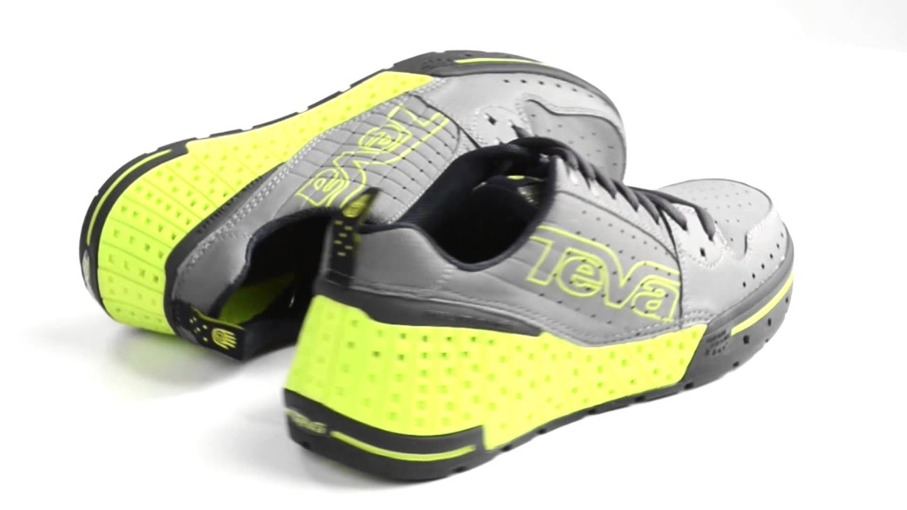 80e42df2e57d Teva Gnarkosi Water Shoes (For Men) - YouTube