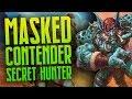 Masked Contender Secret Hunter | Rastakhan's Rumble | Hearthstone