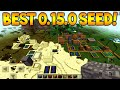 14 ENCHANTED BOOKS SEED! Minecraft Pocket Edition 0.15.0 AMAZING SEED!! Villages + Temples mp3