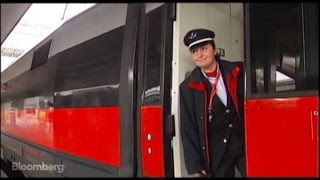 Italy's Train Porters Return to Fight Black Economy