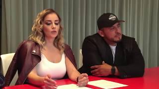 Sony Music Latin & Linea Music Firma Contrato - Juan Rivera, Rosie Rivera