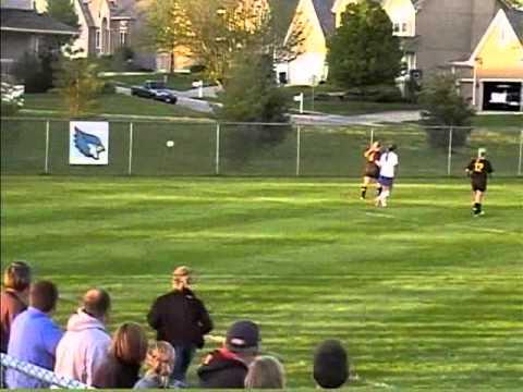 St. Teresa's Academy vs. Liberty high school soccer (5/2/11)