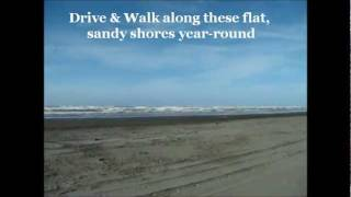 Pacific Ocean & the Beach, Ocean Shores, WA
