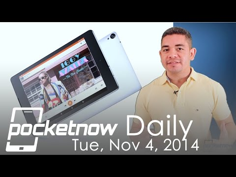 Android 5.0 roll-out, Apple Watch dates, first Microsoft Lumia & more - Pocketnow Daily