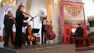 Live: Euterpe Baroque Consort & Bart Rodyns / Organ Concertos