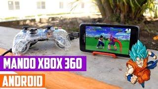 Como Conectar un Mando De XBOX 360 & PS3 A Tu Android ಠ_ಠ | Androiosis