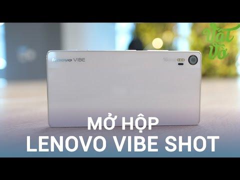 Vật Vờ| Lenovo Vibe Shot giá chỉ còn 3.990.000đ chuyên chụp ảnh