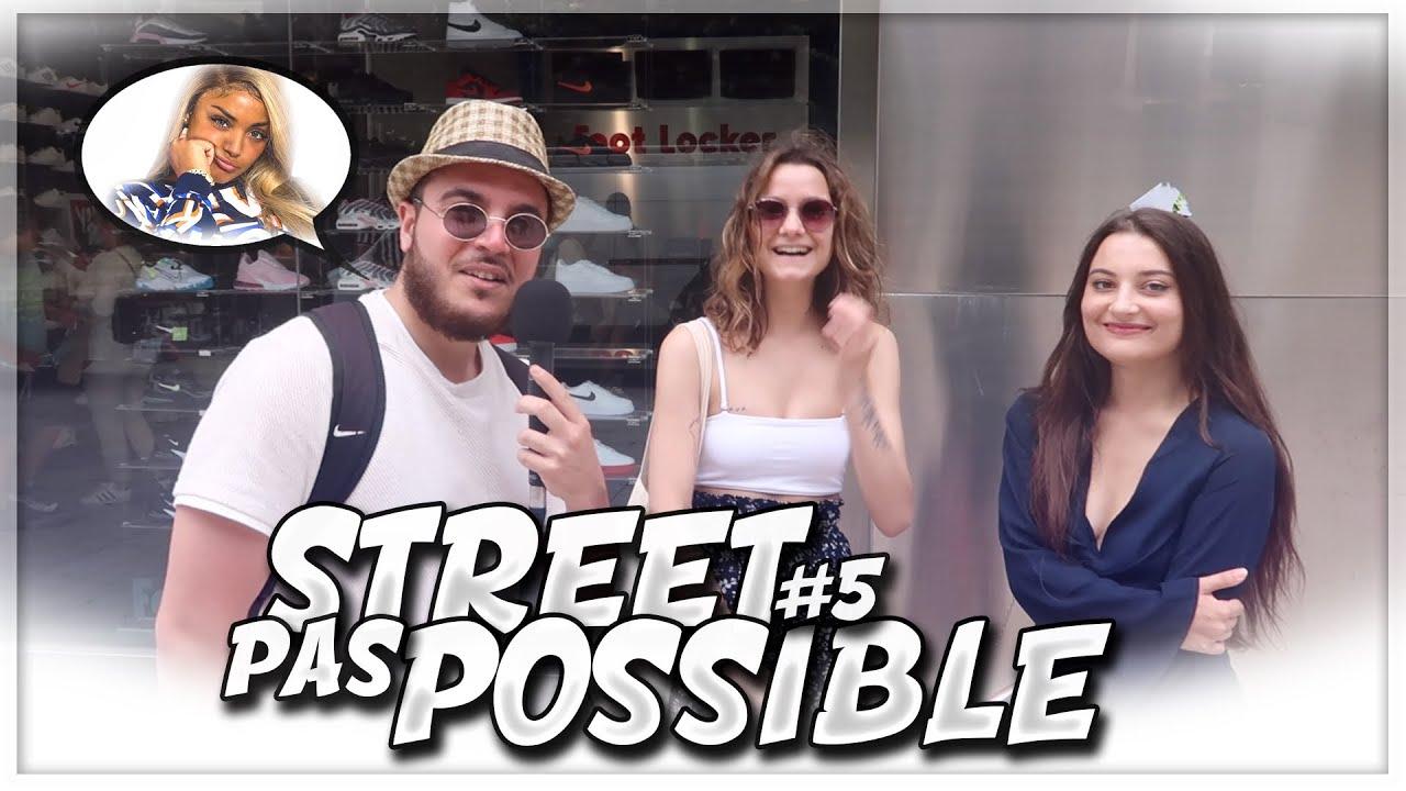 Que pensent les français de Wejdene ?   Street Pas Possible #5
