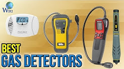 9 Best Gas Detectors 2017