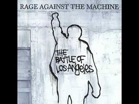 Rage Against the Machine Calm Like a bomb