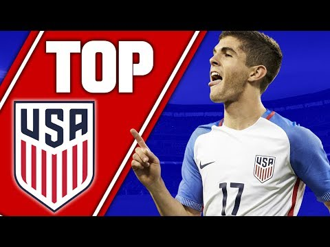 FIFA 17 🇺🇸 TOP 10 BEST YOUNG PLAYERS FROM UNITED STATES (USA)  Career Mode With High Potencial