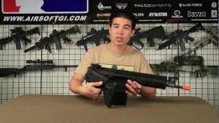 Airsoft GI - VFC Full Metal Scar-H MK17 Gun Review
