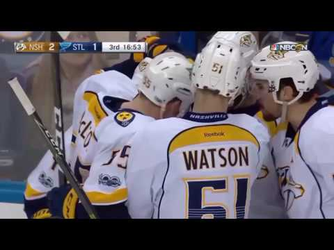 All Nashville Predators 2017 Playoff Goals
