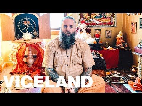 Robert Ryan Brings Spirituality To His Tattooing